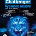 LGS Challenger 5'li Genel Deneme