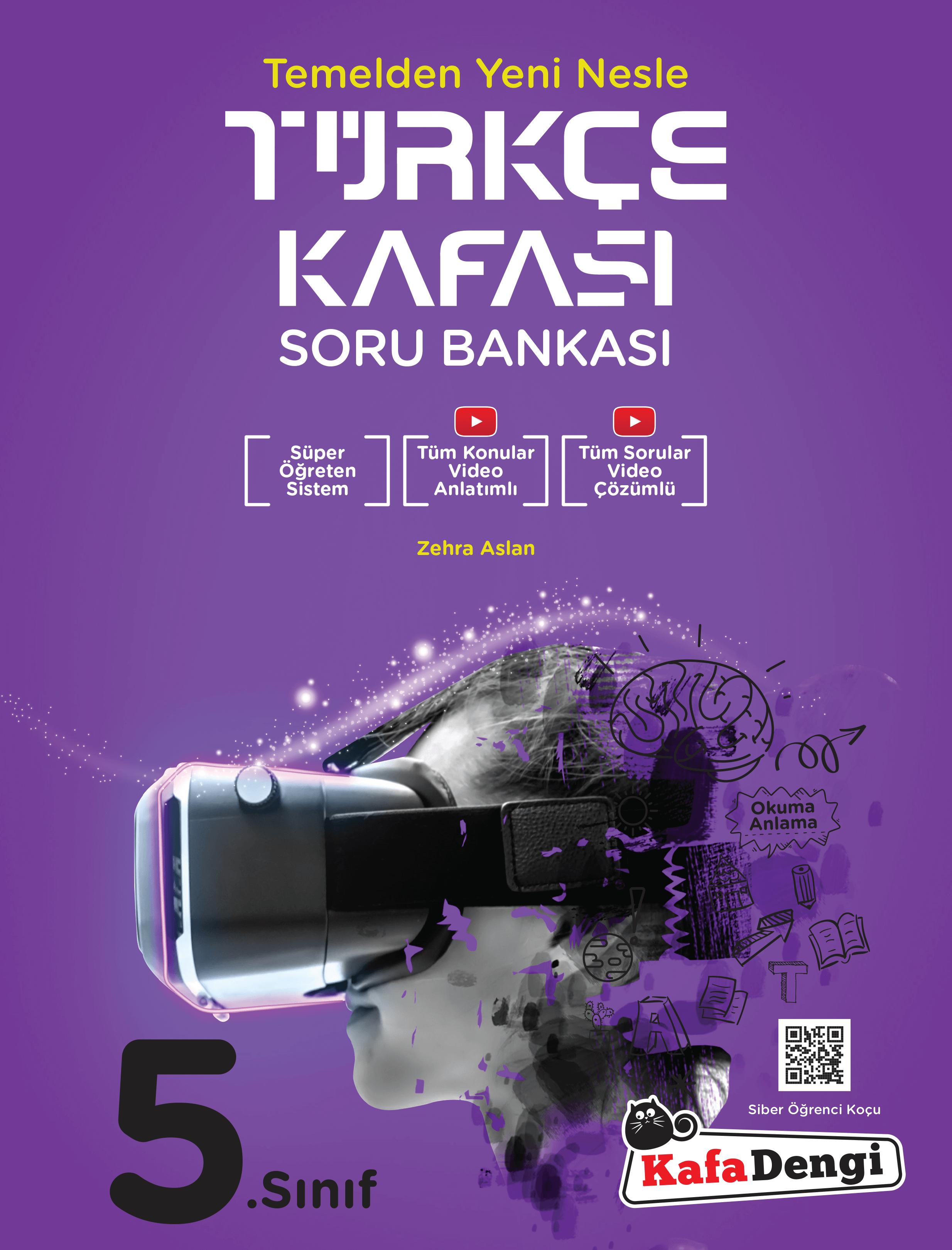 5. Sınıf Türkçe Kafası Soru Bankası