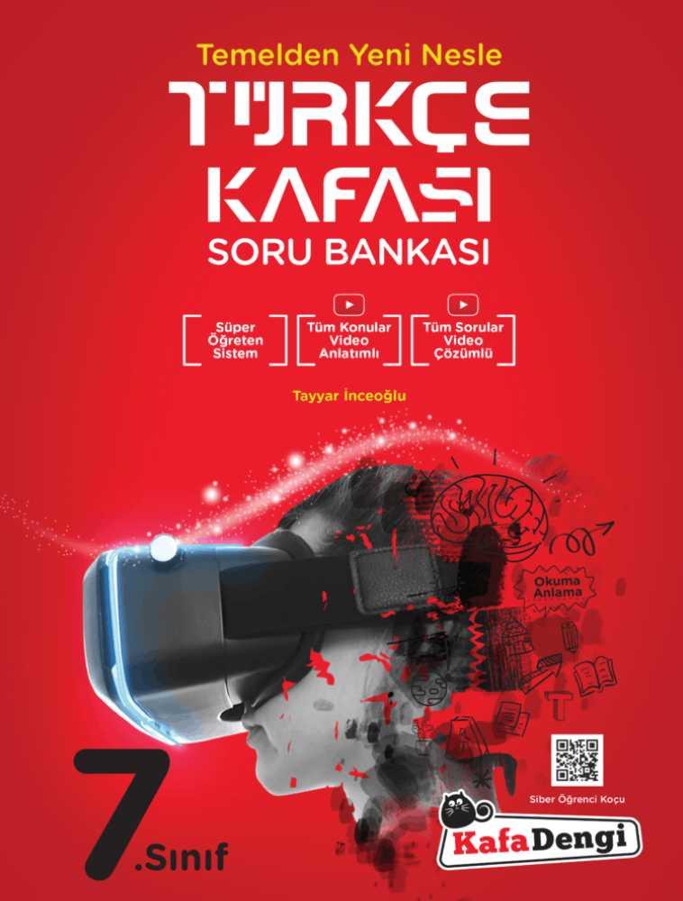 7.sınıf türkçe kafasu soru bankası - Kafa dengi yayınlarından