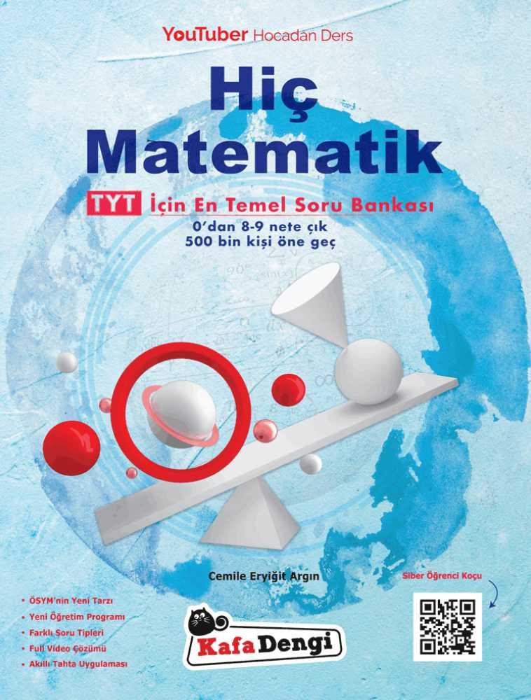 Hiç matematik - Kafa dengi yayınlarından