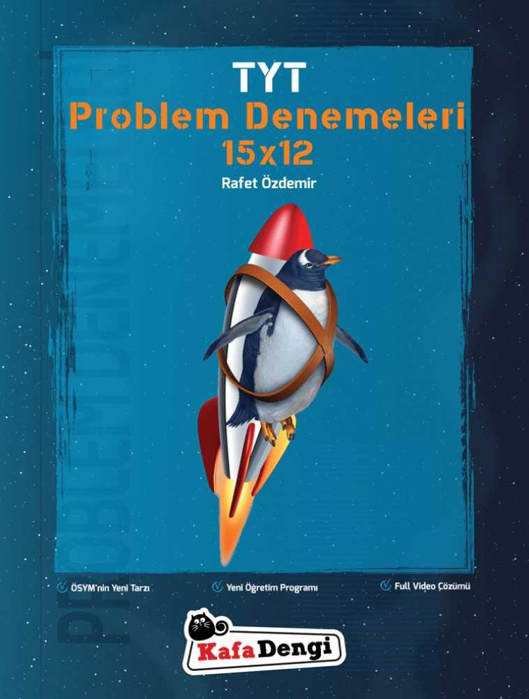 Tyt Problerm denemeleri - Kafa dengi yayınlarından