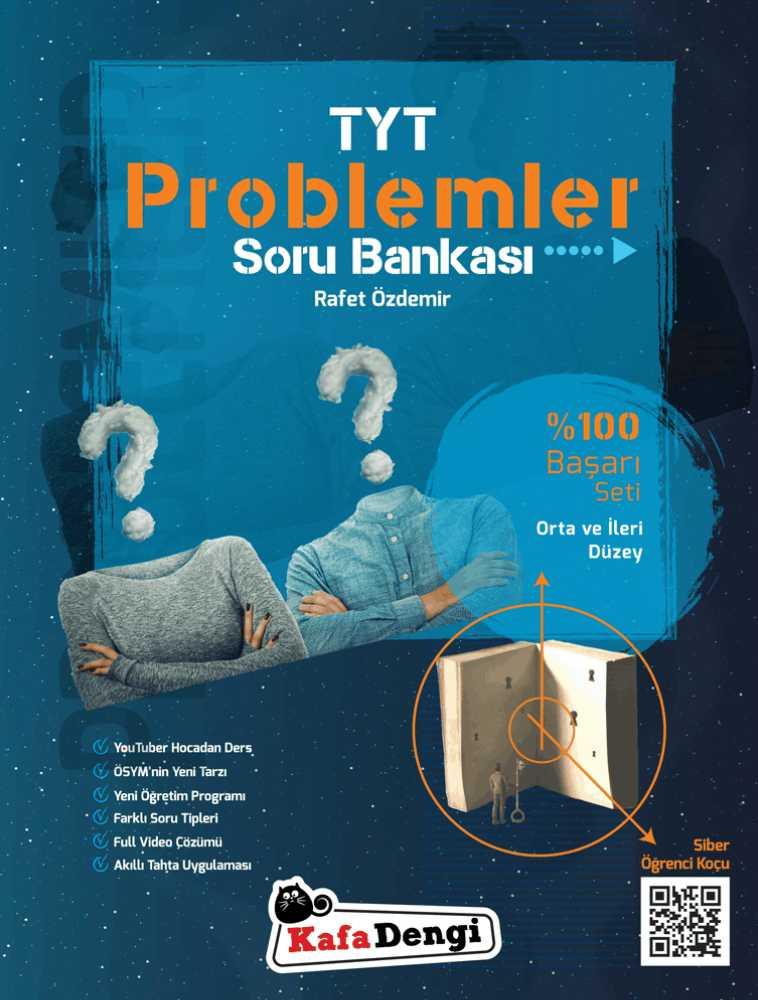 Tyt problemler soru bankası - Kafa dengi yayınlarından