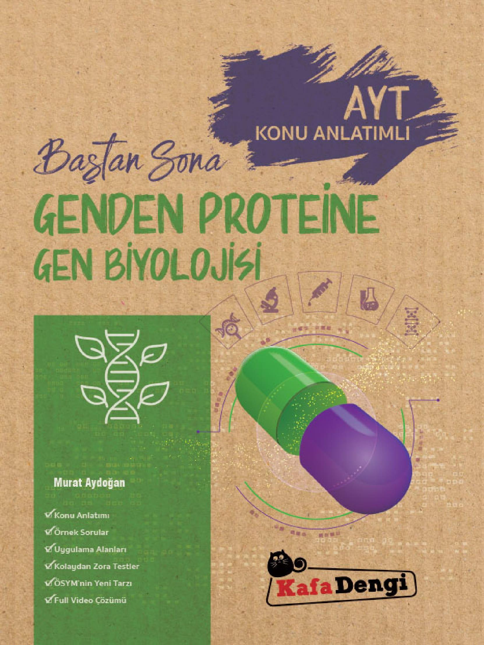 Baştan Sona Gen Biyolojisi